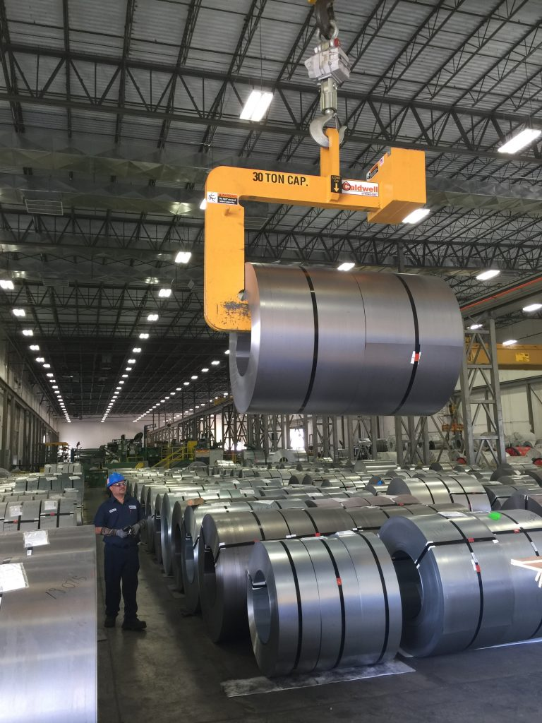 Southwest Steel Coil Implements STRATIX