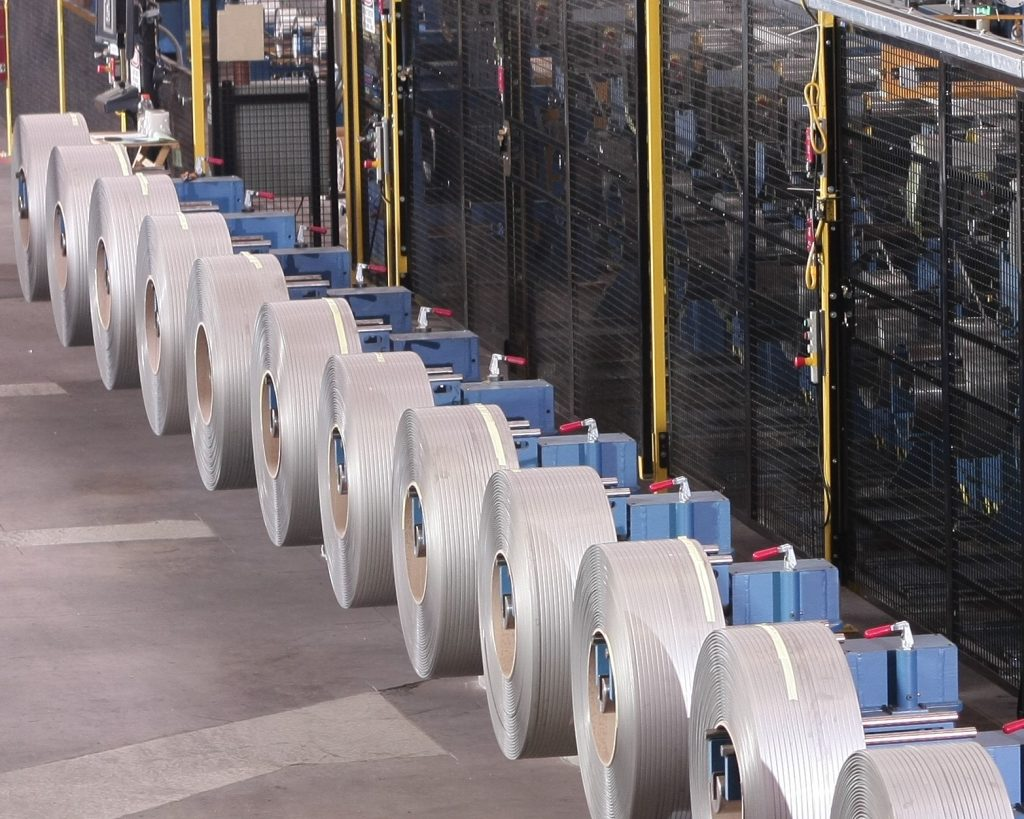 Rolled Metal Products Goes Paperless